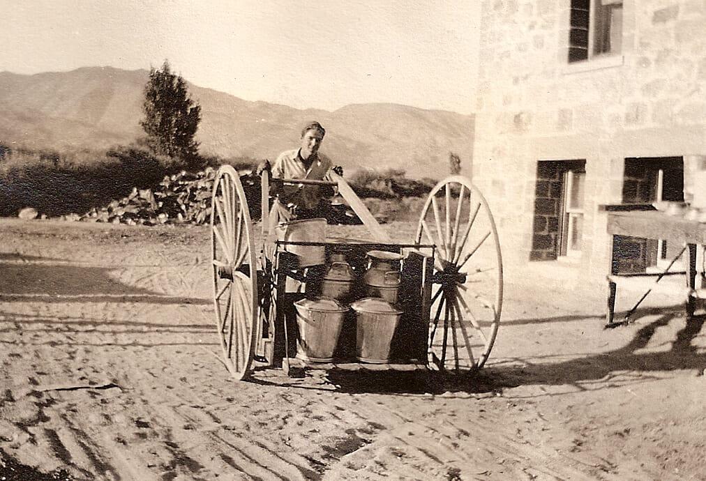 Dairy ca 1926